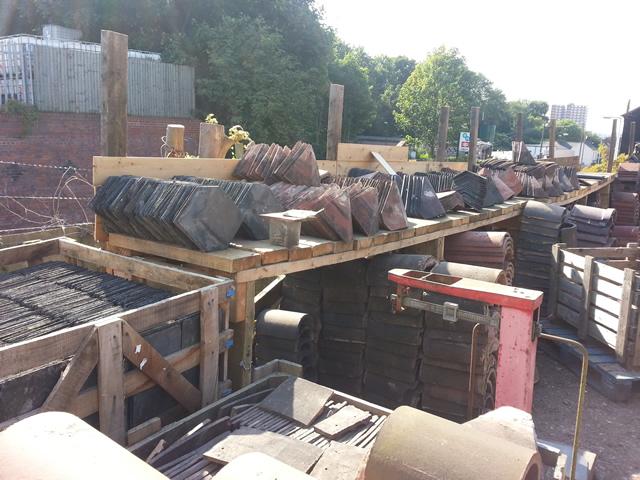 reclaimed building materials birmingham